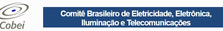 Logo do Comitê Brasileiro de Eletricidade
