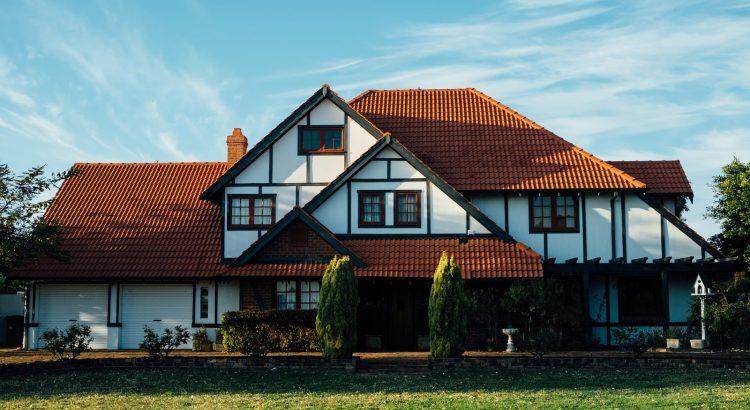 telhado de madeira